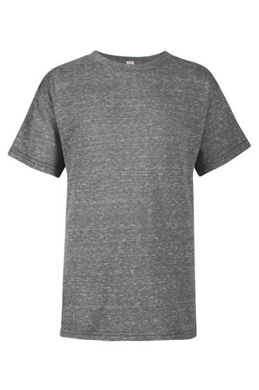 Delta Apparel 14900 - Youth Retail Snow Heather Tee