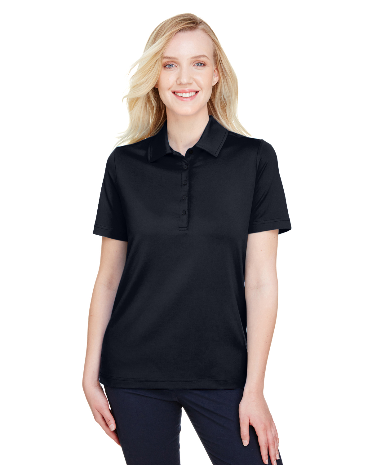 Devon & Jones DG21W - CrownLux Performance™ Ladies' Range Flex Polo