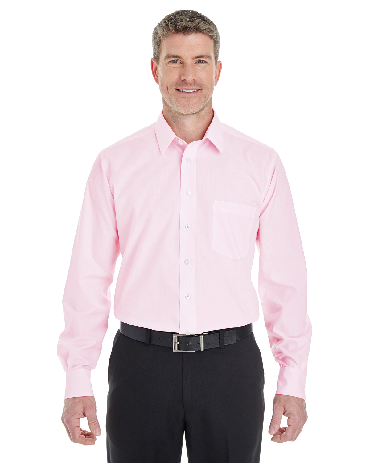 Devon & Jones DG534 - Men's Crown Collection™ Striped Shirt