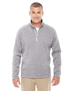 Devon & Jones DG792 - Men's Bristol Sweater Fleece Half-...