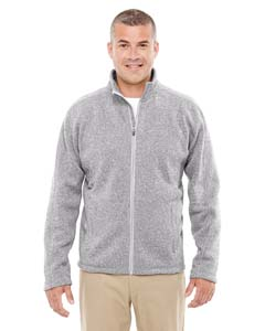 Devon & Jones DG793 - Men's Bristol Full-Zip Sweater ...