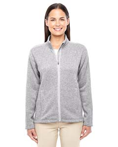 Devon & Jones DG793W - Ladies' Bristol Full-Zip Sweater ...