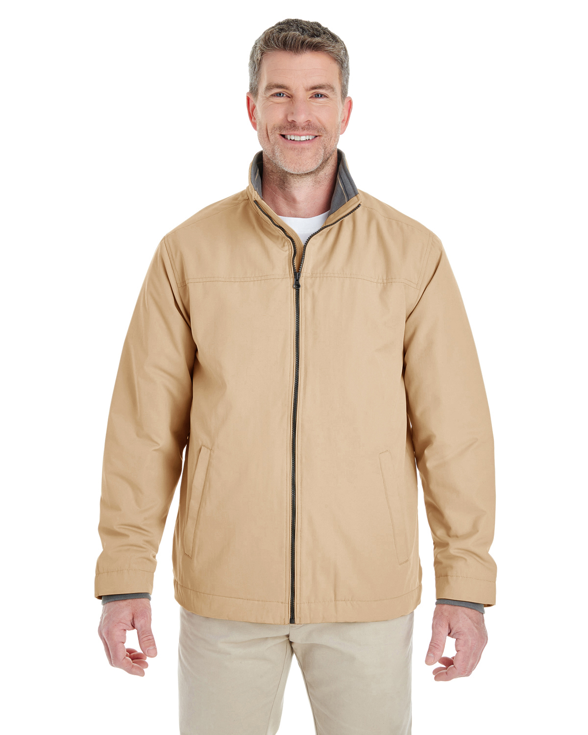 Devon & Jones DG794 - Men's Hartford All-Season Club Jacket