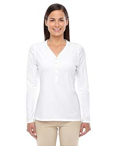 Devon & Jones DP186W - Ladies' Perfect Fit Y-Placket ...
