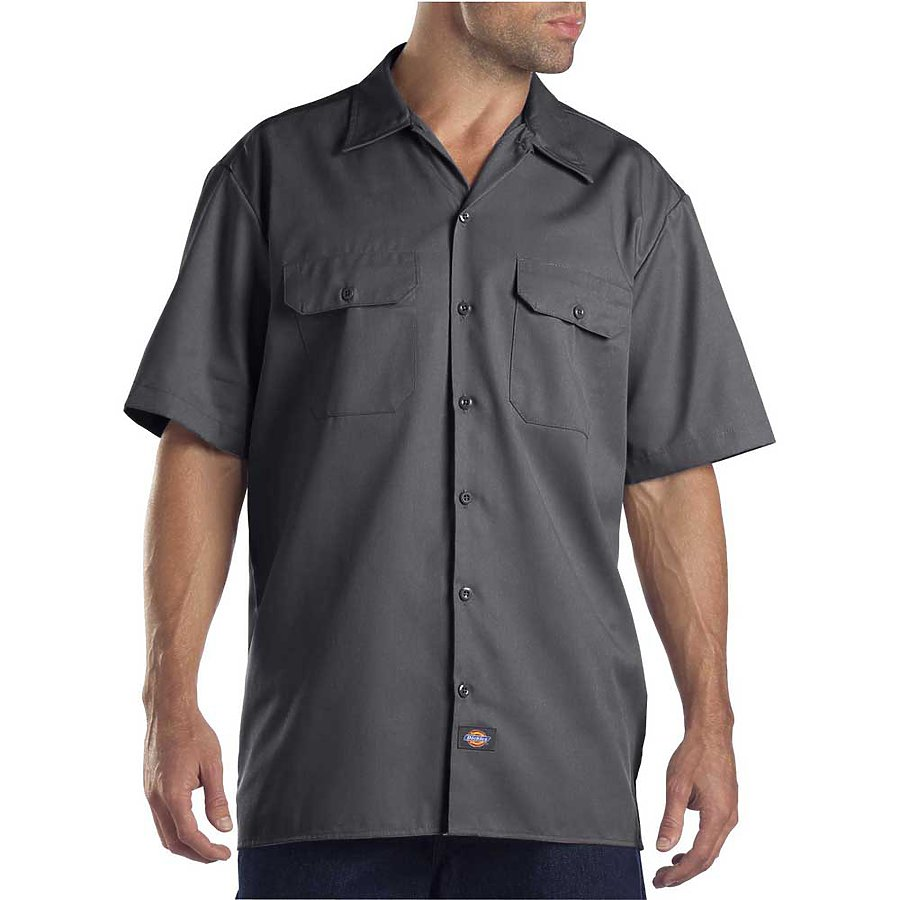 Dickies 1574T - Short Sleeve Work Shirt - Tall