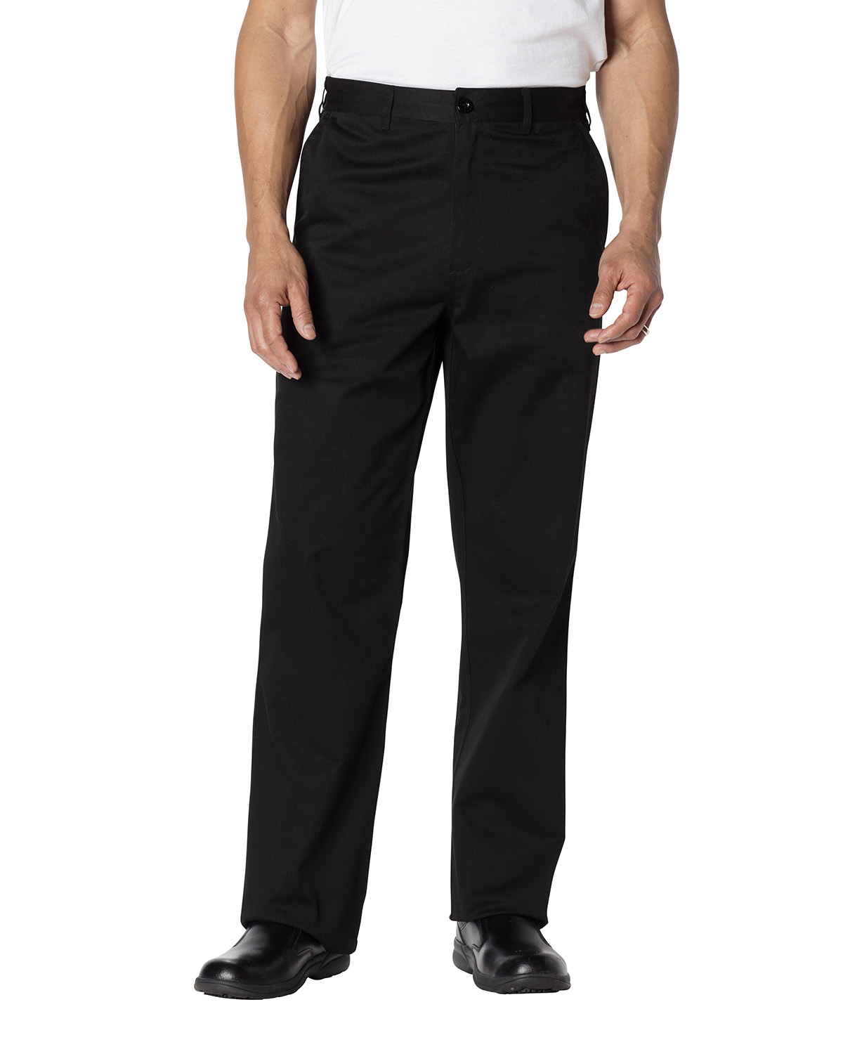 Dickies DC16 - Chef Men's Classic Zip-Fly Dress Pant