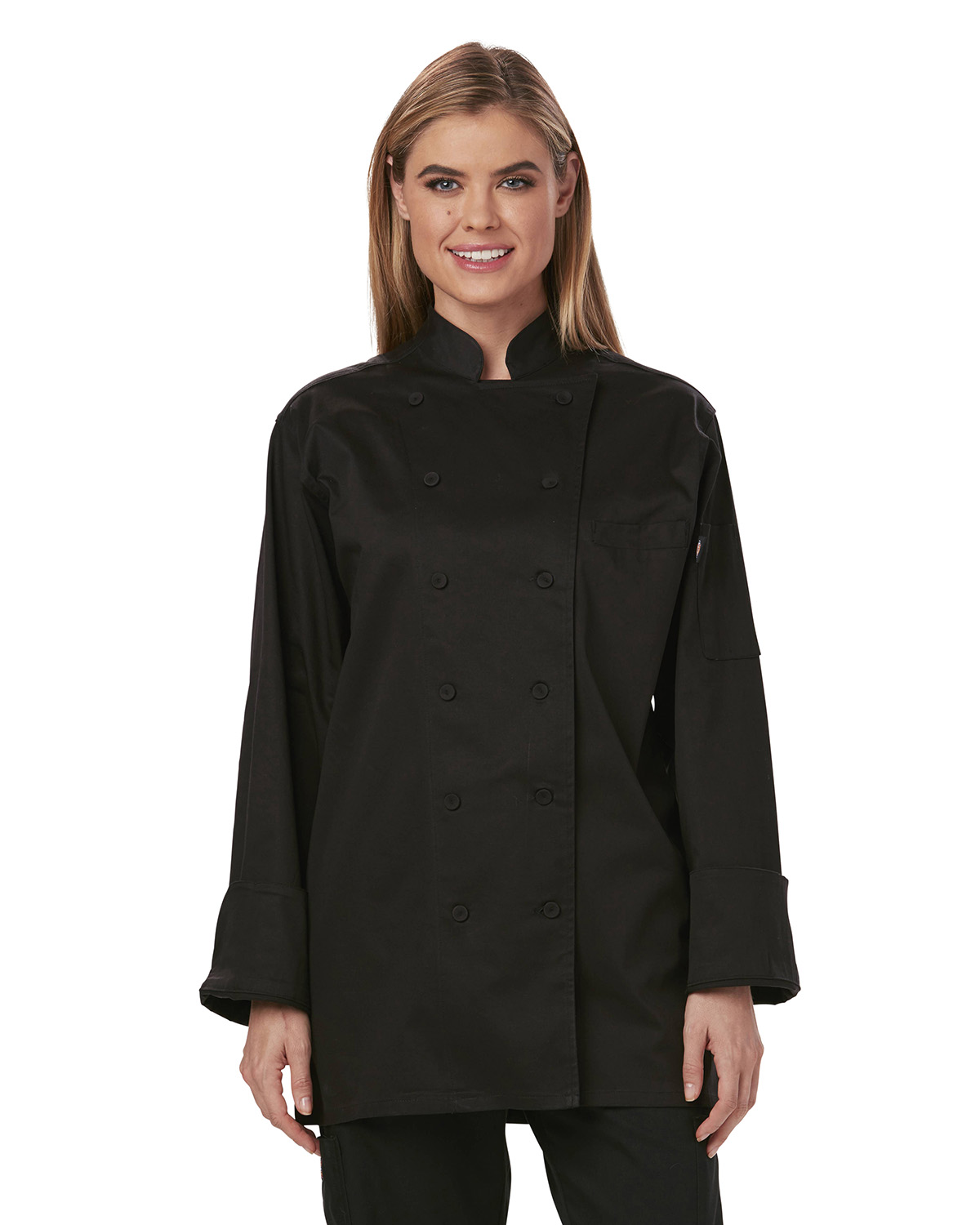 Dickies DC413 - Chef Laidies' Executive Chef Coat