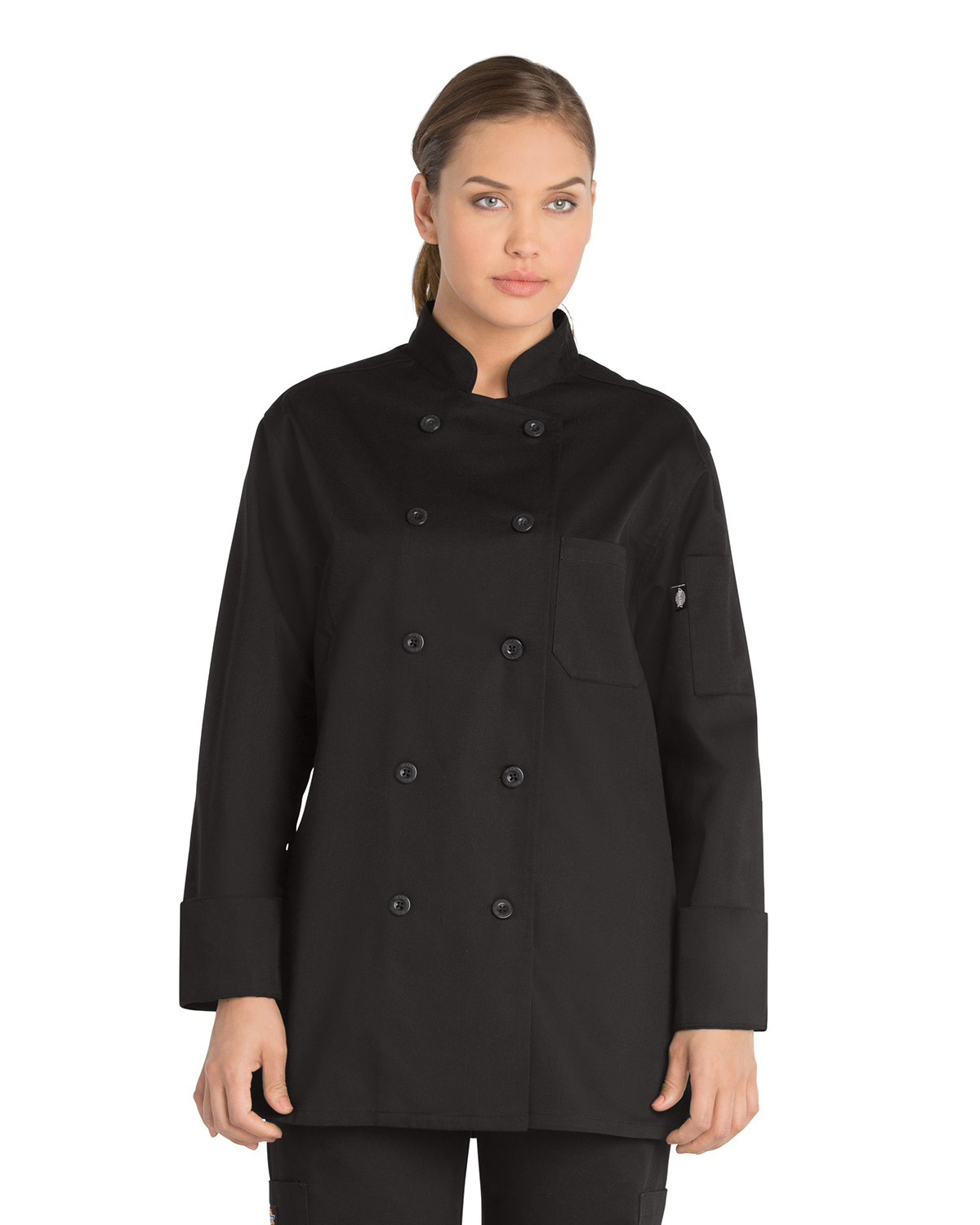 Dickies DC414 - Chef Laidies' Classic Chef Coat