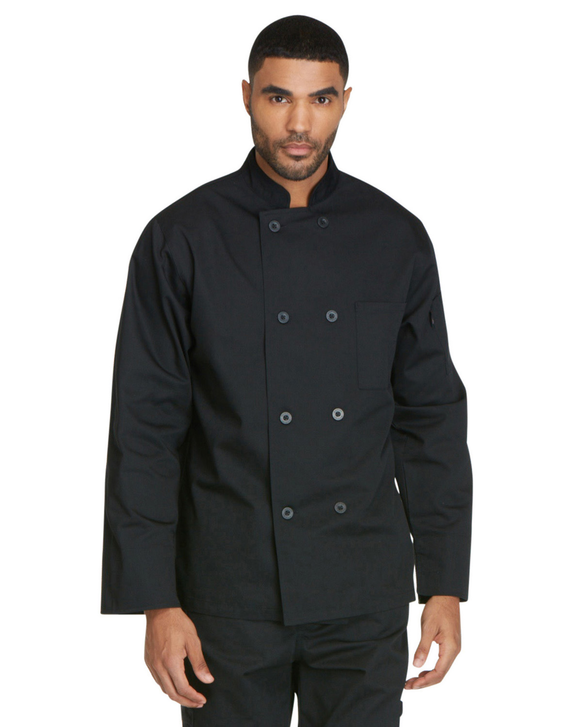 Dickies DC45 - Chef Unisex Classic 8 Button Chef Coat