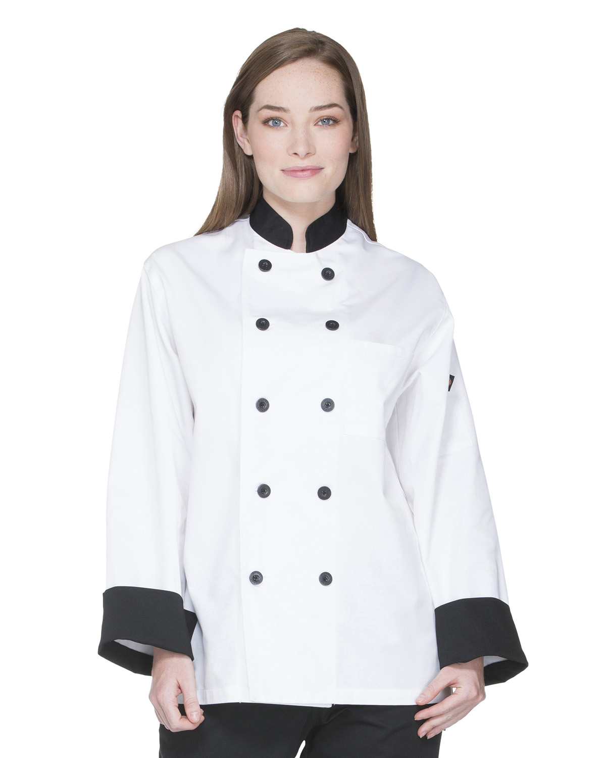 Dickies DC46 - Chef Unisex Classic 10 Button Chef Coat