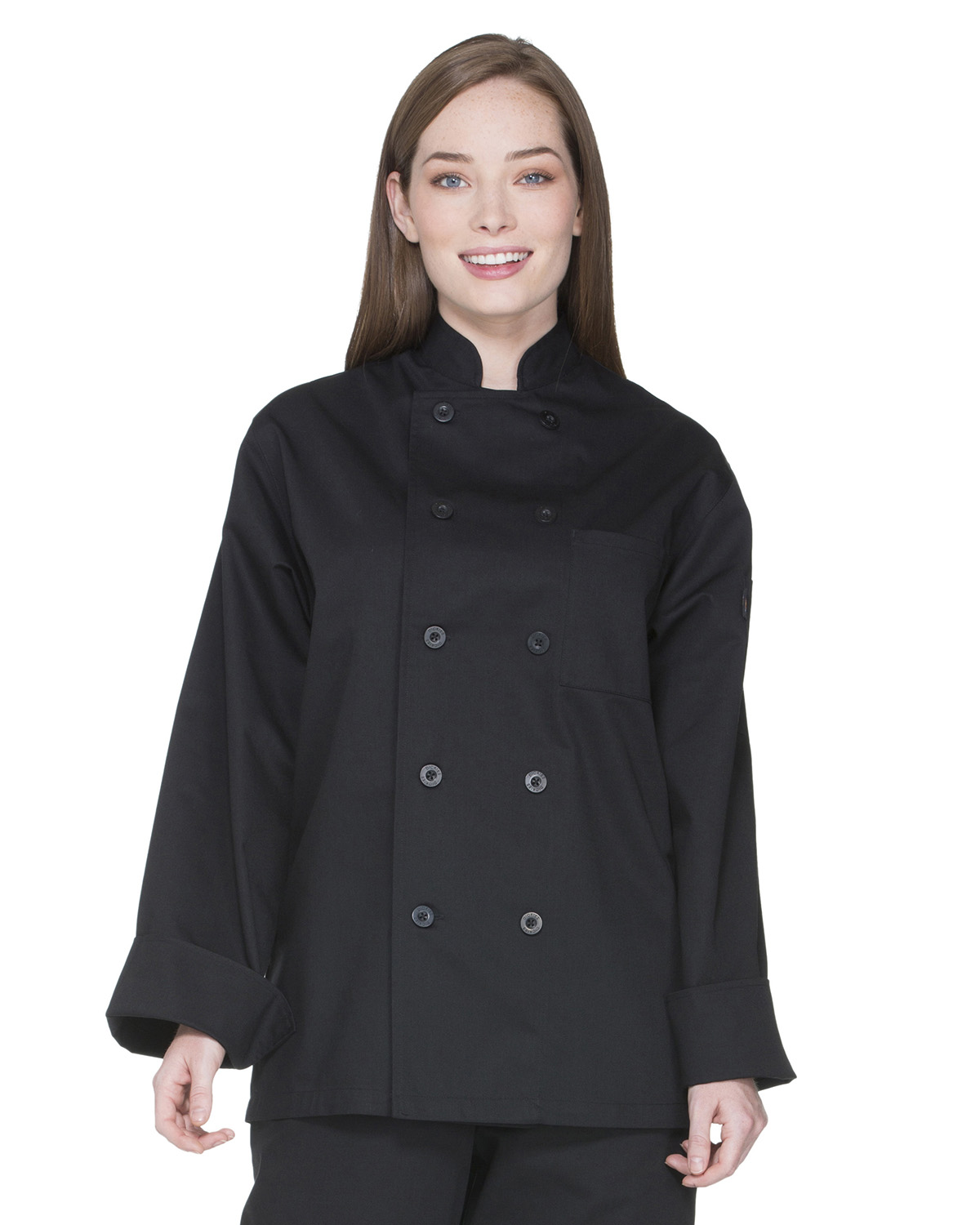 Dickies DC47 - Chef Unisex Classic 10 Button Chef Coat