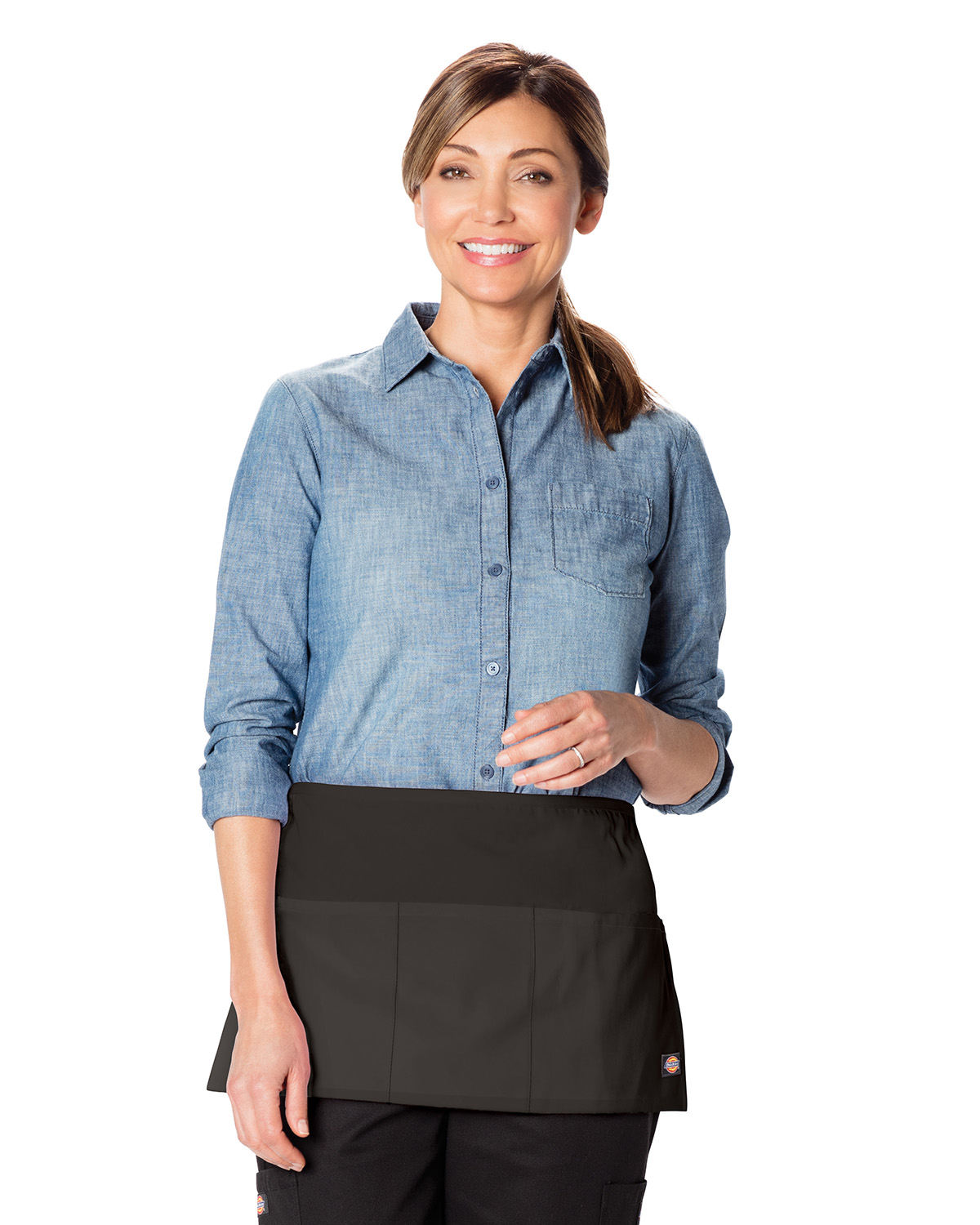 Dickies DC56 - Chef 3-Pocket Server Waist Apron