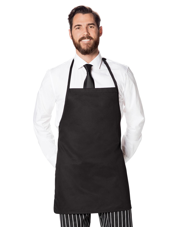 Tuxedo apron for men chef cap waterproof kitchen apron set