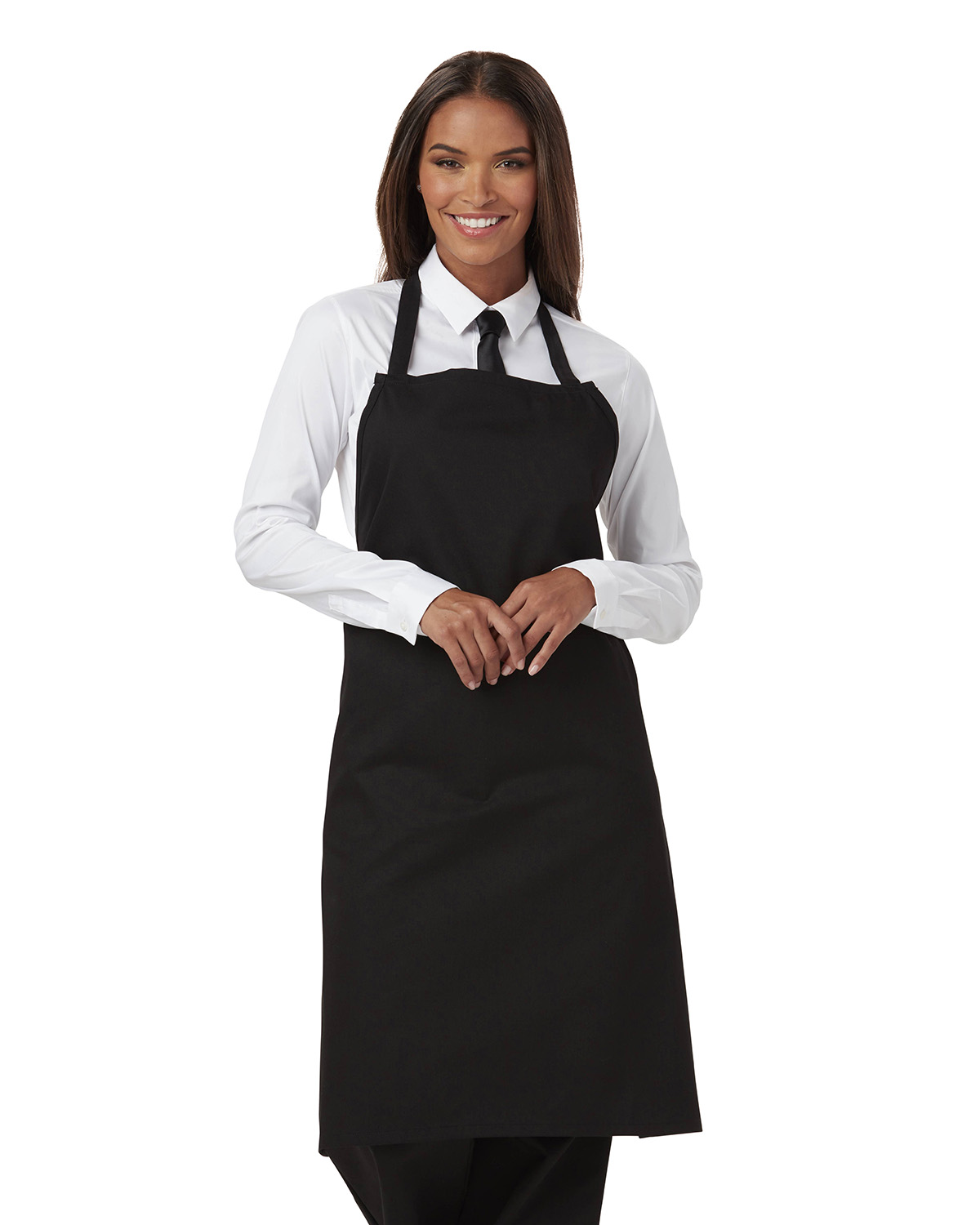 Dickies DC54 - Chef Set Strap No Pocket Bib Apron