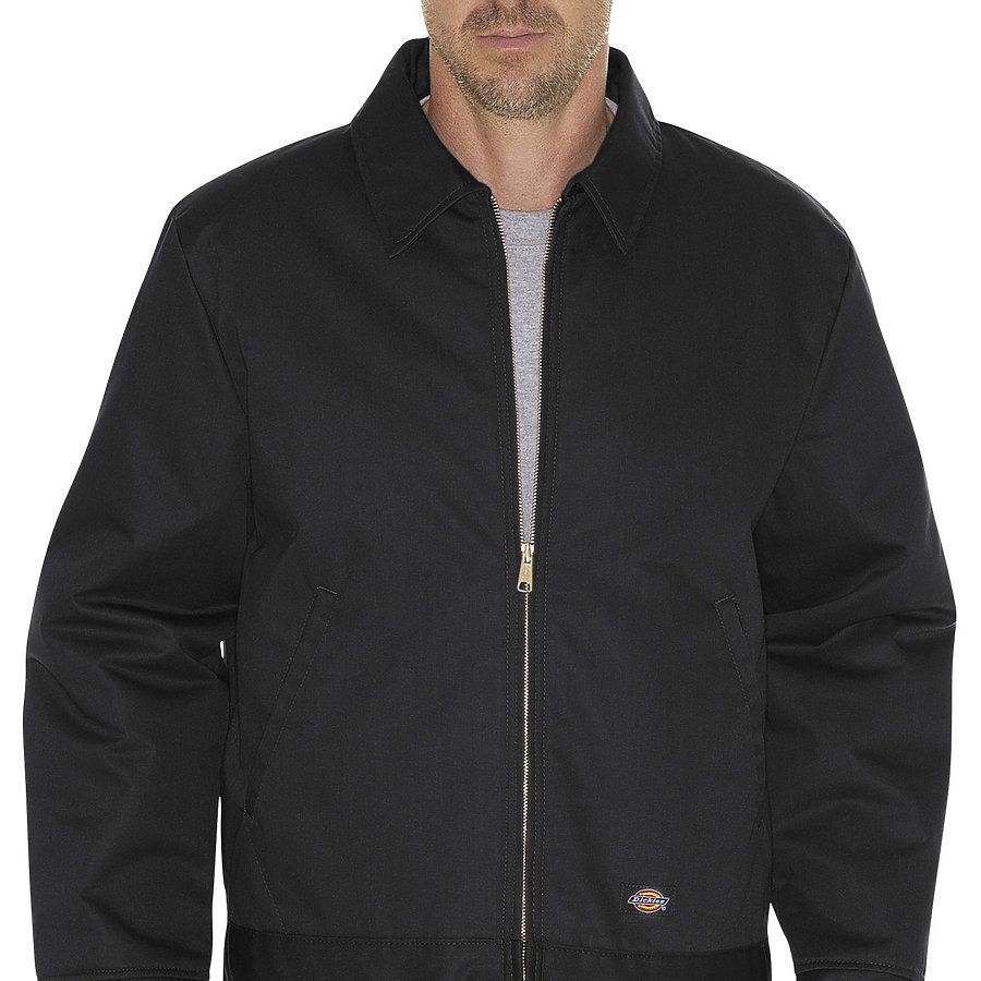 Dickies TJ15T - Classic Insulated Eisenhower Jacket ...