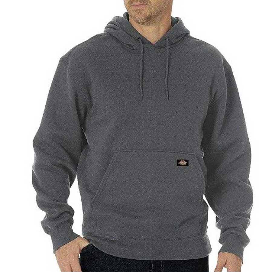 Dickies TW392T - Midweight Fleece Pullover Hoodie - Tall