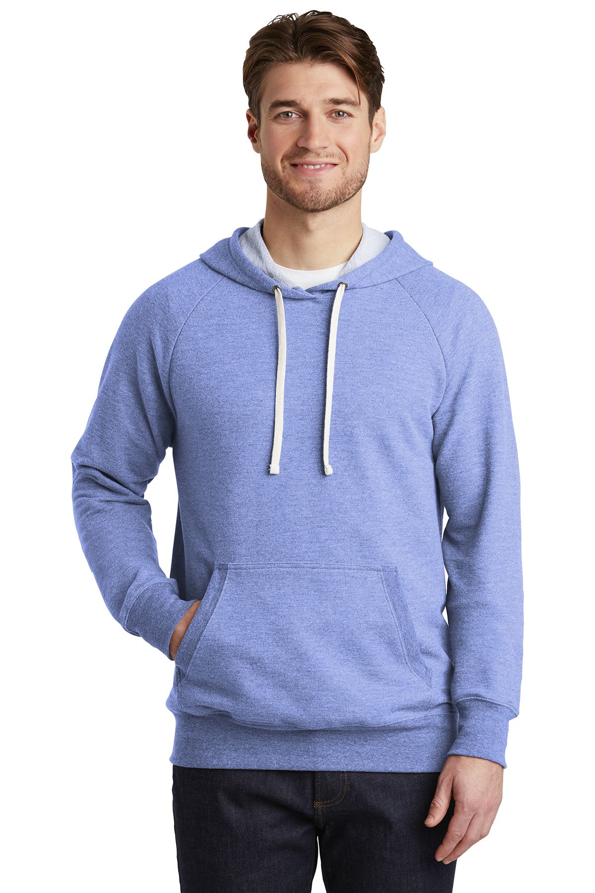 District DT355 - Perfect Tri French Terry Hoodie