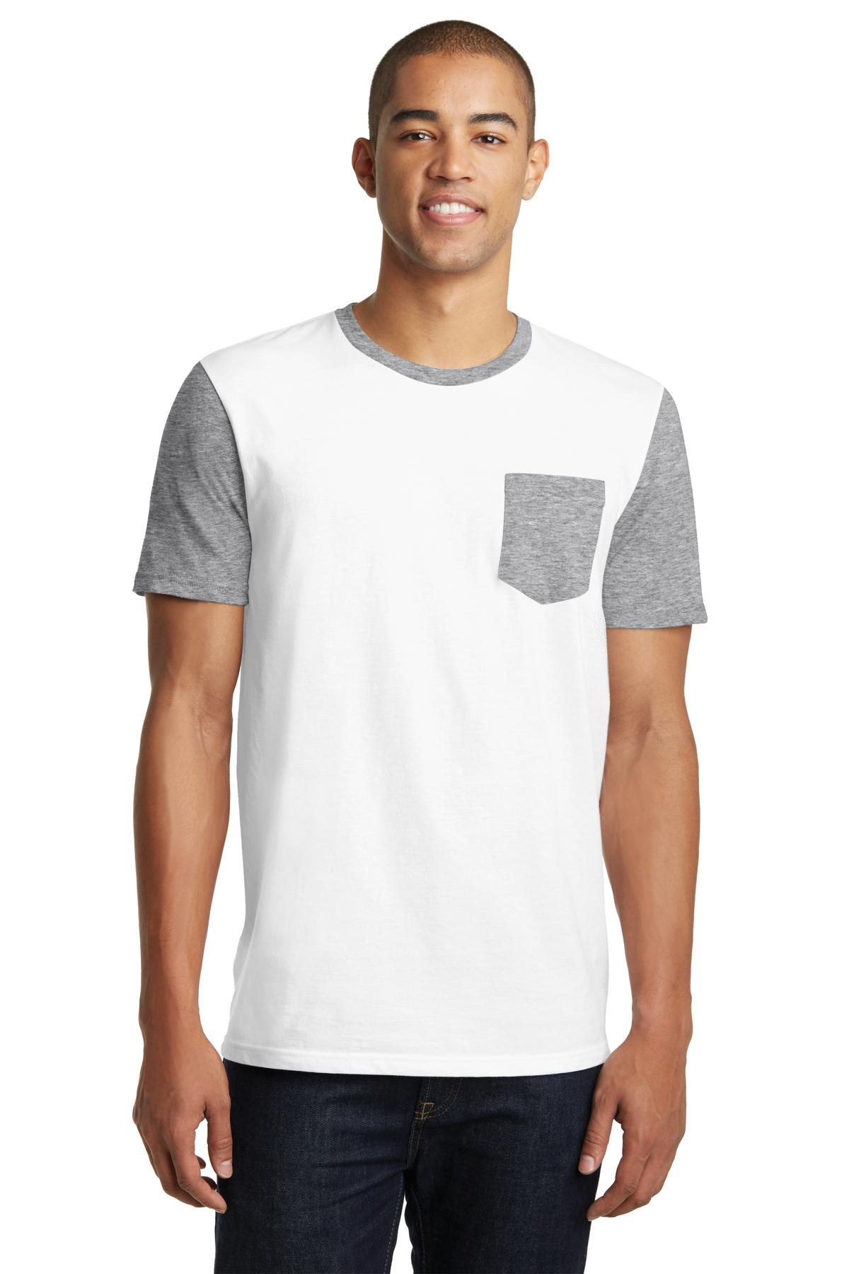 District  DT6000SP - Young Mens Very Important Tee  ...