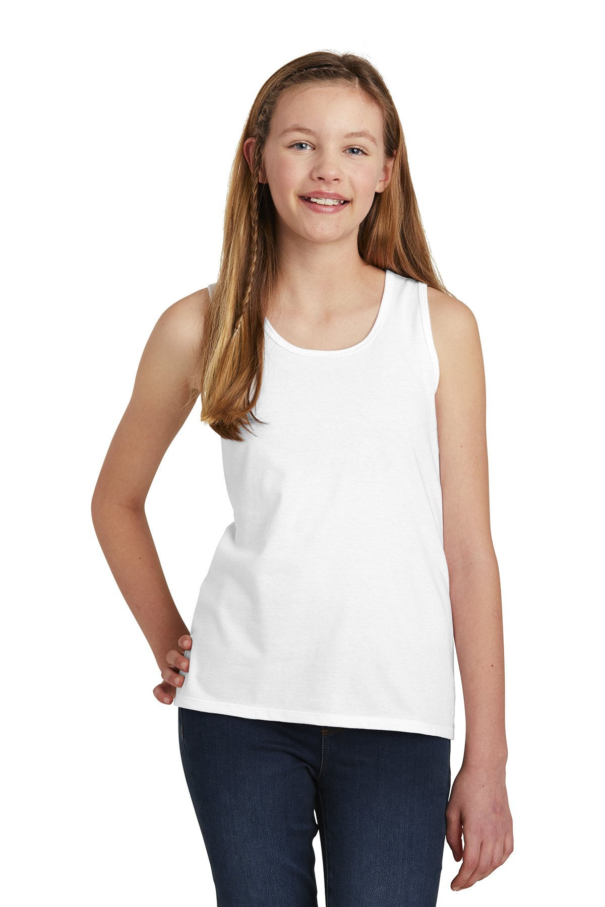 District® DT6303YG - Girls V.I.T.™ Tank