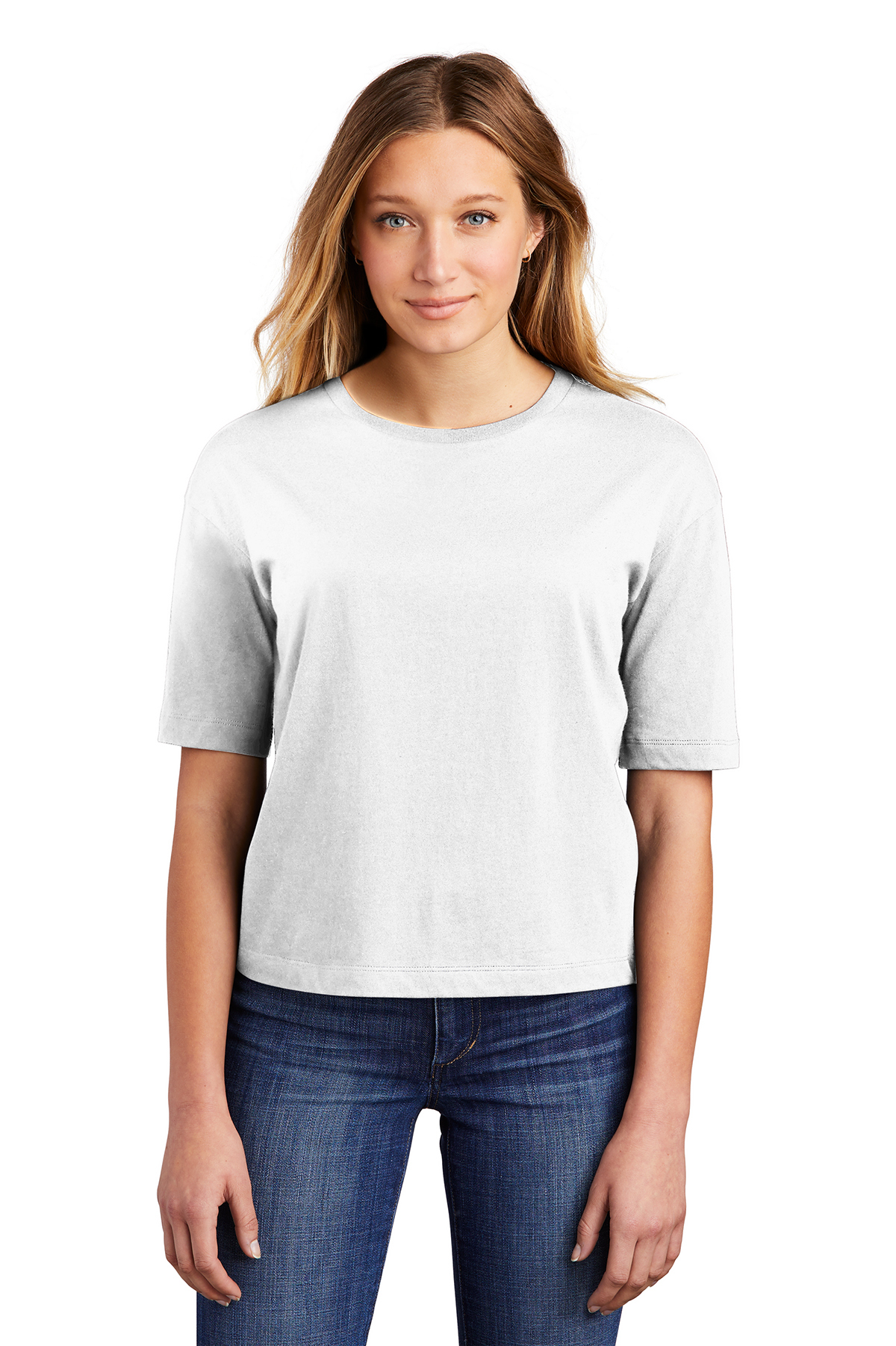 District DT6402 - Women's V.I.T. Boxy Tee