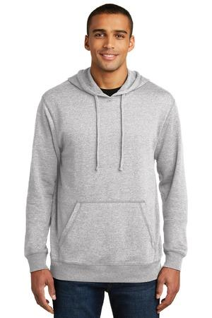 District Made DM391 - Men's Lightweight Fleece Hoodie