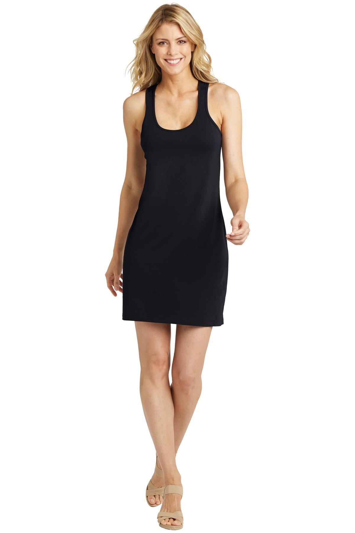 District Made® DM423 - Ladies 60/40 Racerback Dress