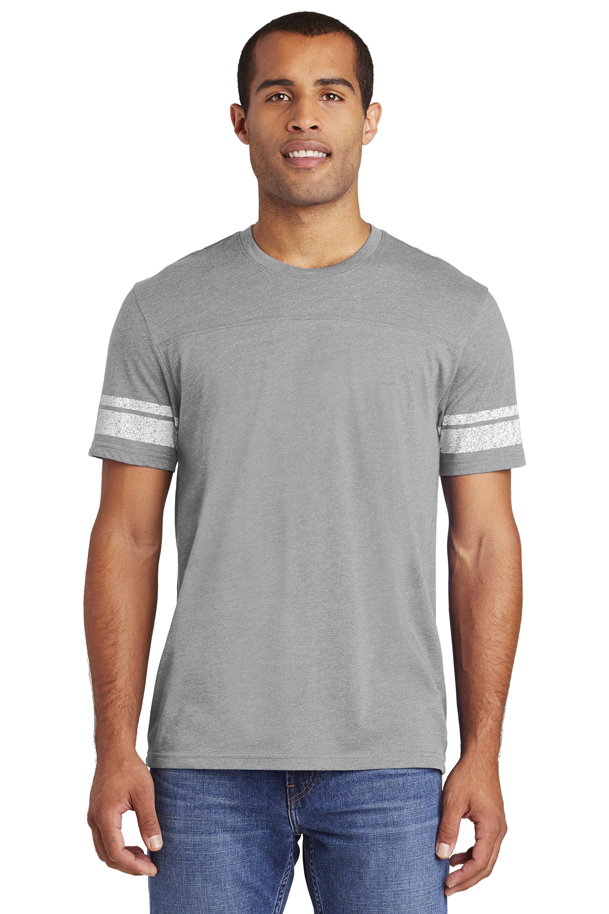 District Made® DT376 - Mens Game Tee