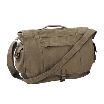 DRI-Duck 1036 - Canvas Messenger Bag