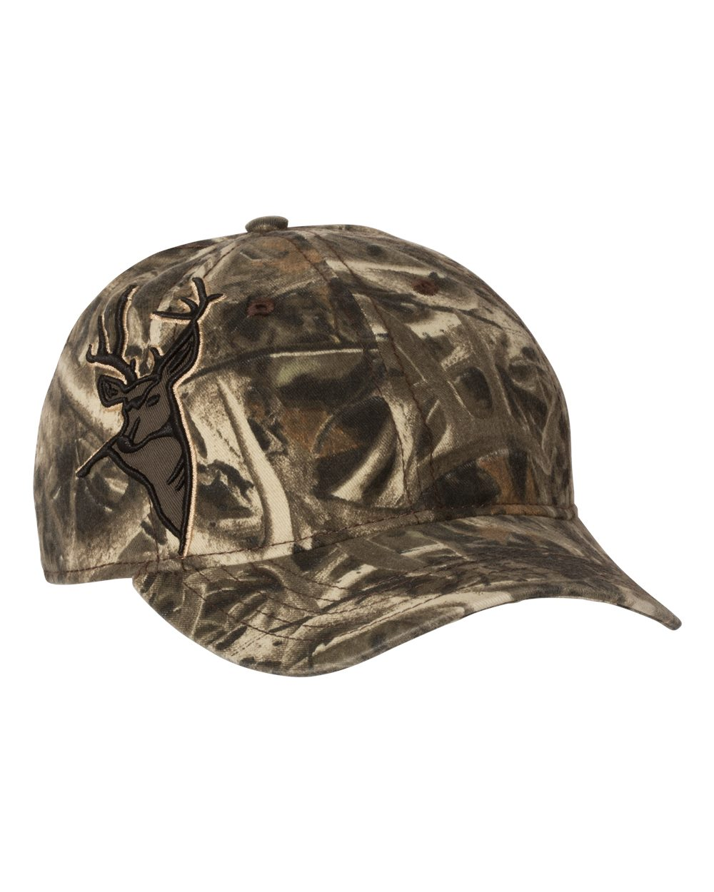 DRI DUCK 3320 - Buck Applique Cap