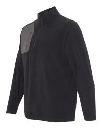 DRI DUCK 7345 - Nano Fleece Interval Quarter Zip Pullover