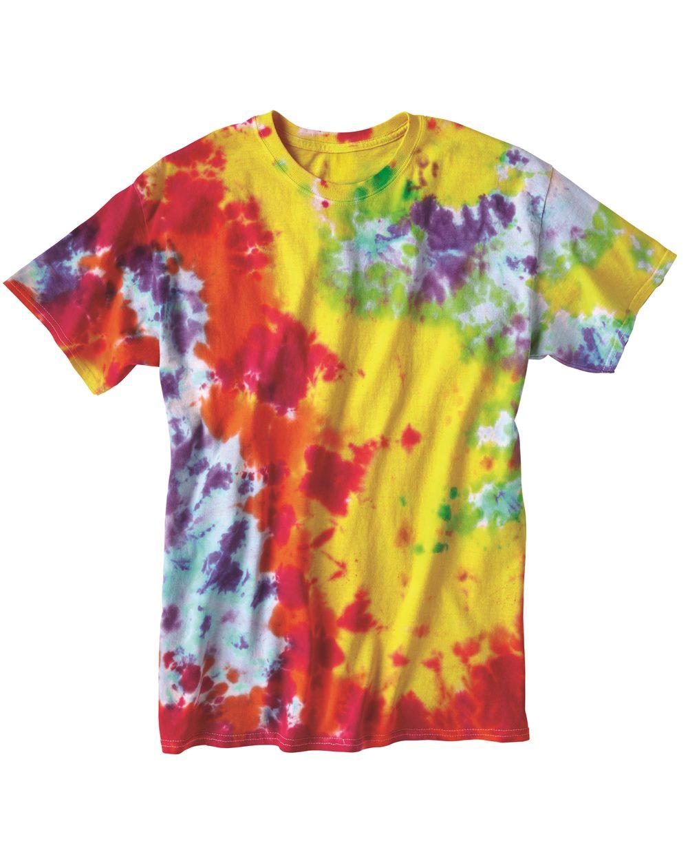 Dyenomite 200NV - Novelty Tie Dye T-Shirt