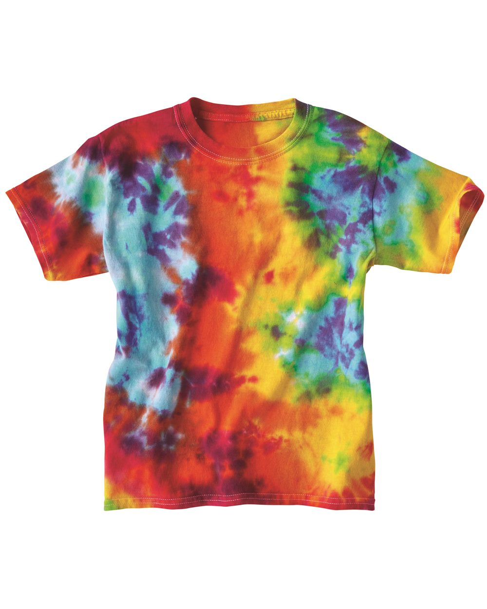 Dyenomite 20BNV - Youth Novelty Tie Dye T-Shirt