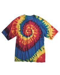 Dyenomite 600TT - Tie Dye Performance Tee Shirt