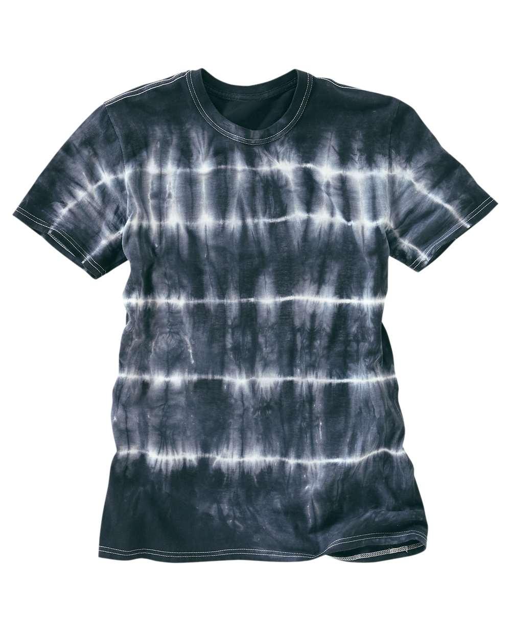 Dyenomite 640SB - Shibori Tie Dye T-Shirt