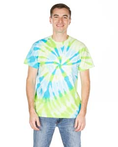 Dyenomite Drop Ship 200TY - Typhoon Tie Dye Tee
