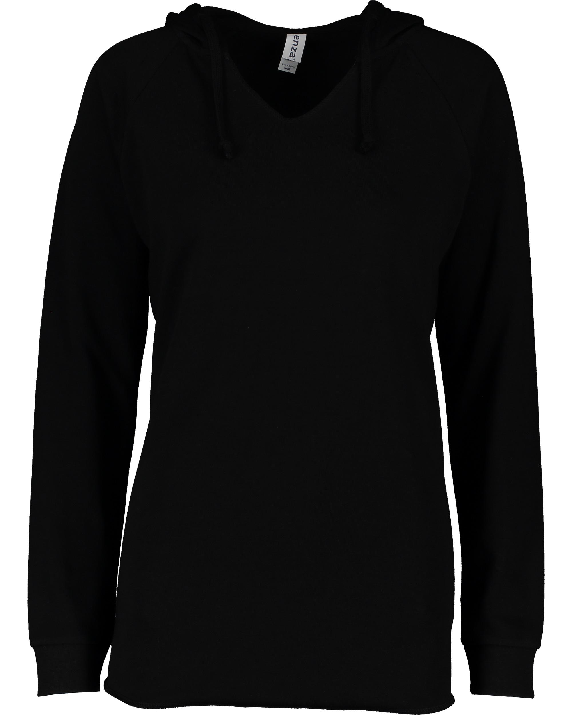 Enza 39079 - Ladies Beach Fleece Pullover Hood