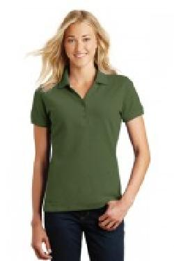 Eddie Bauer® EB101 - Ladies Cotton Pique Polo