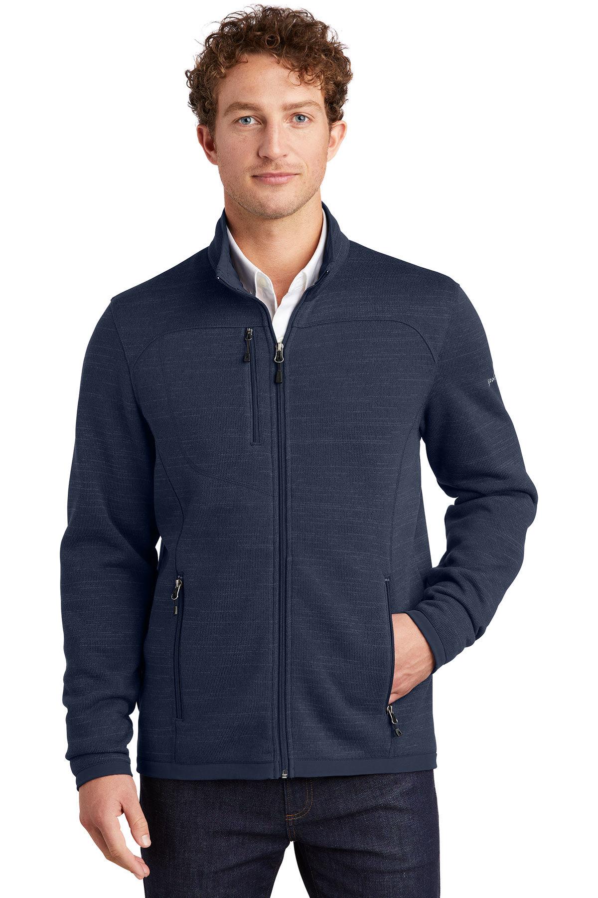 Eddie Bauer EB250 - Men's Sweater Fleece Full-Zip