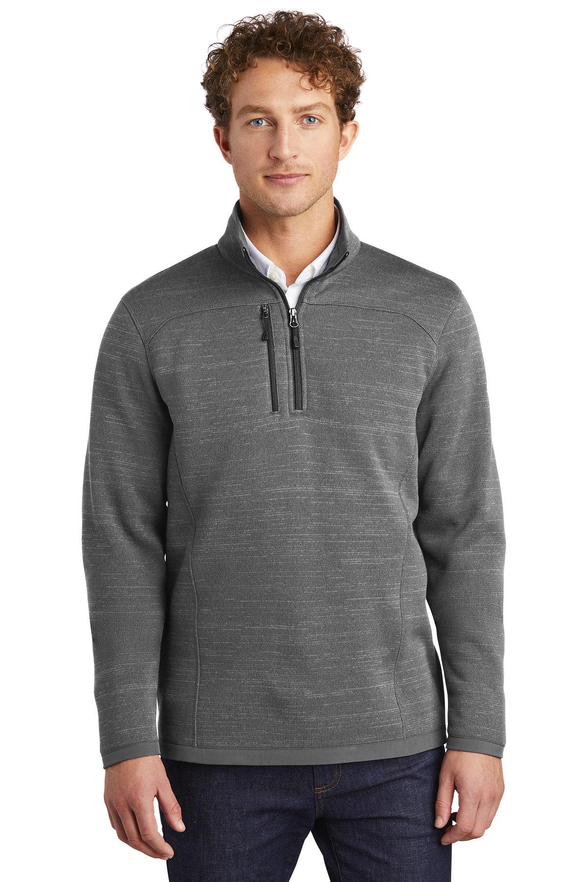 Eddie Bauer EB254 - Men's Sweater Fleece 1/4-Zip