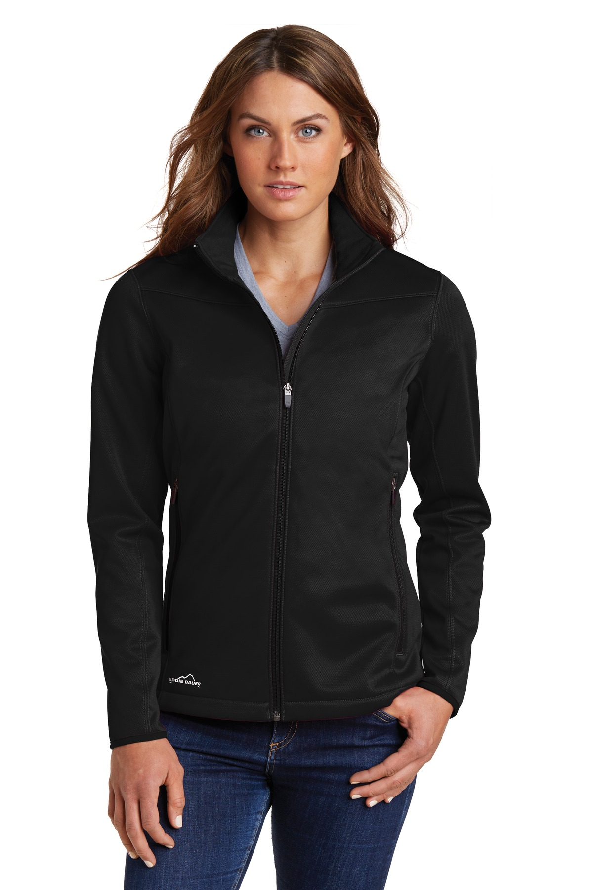 Eddie Bauer  EB539 - Ladies Weather-Resist Soft Shell Jacket