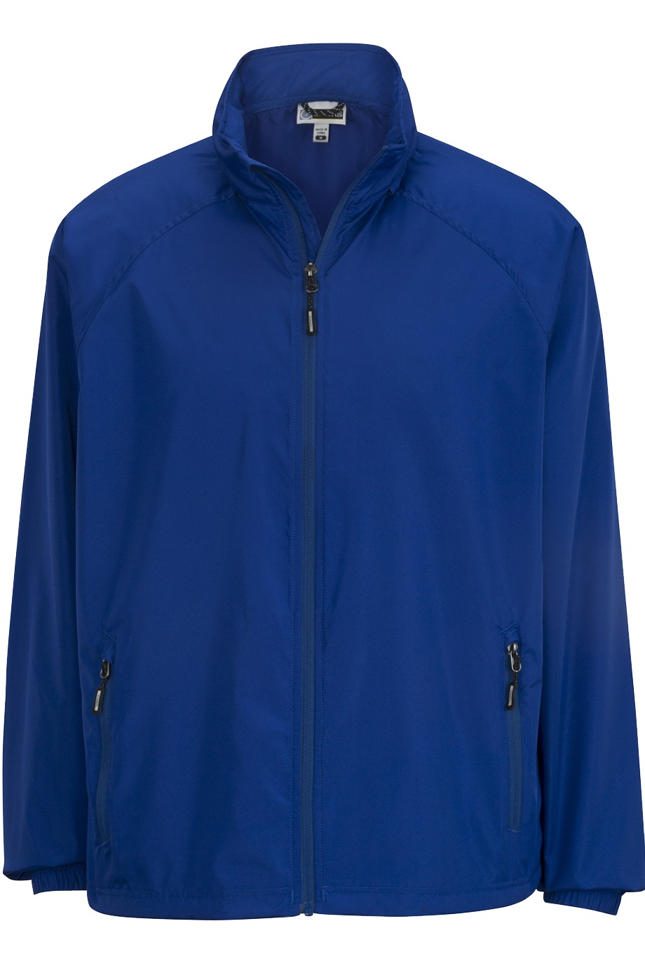 Edwards Garment 3435 - Men's Hooded Rain Jacket