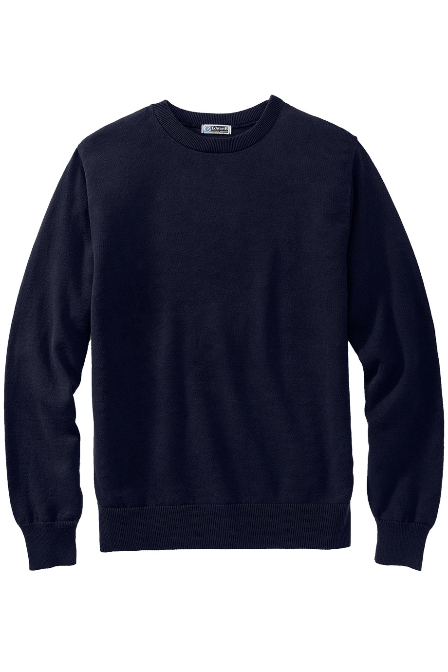 Edwards Garment 4086 - Fine Gauge Crew Neck Sweater