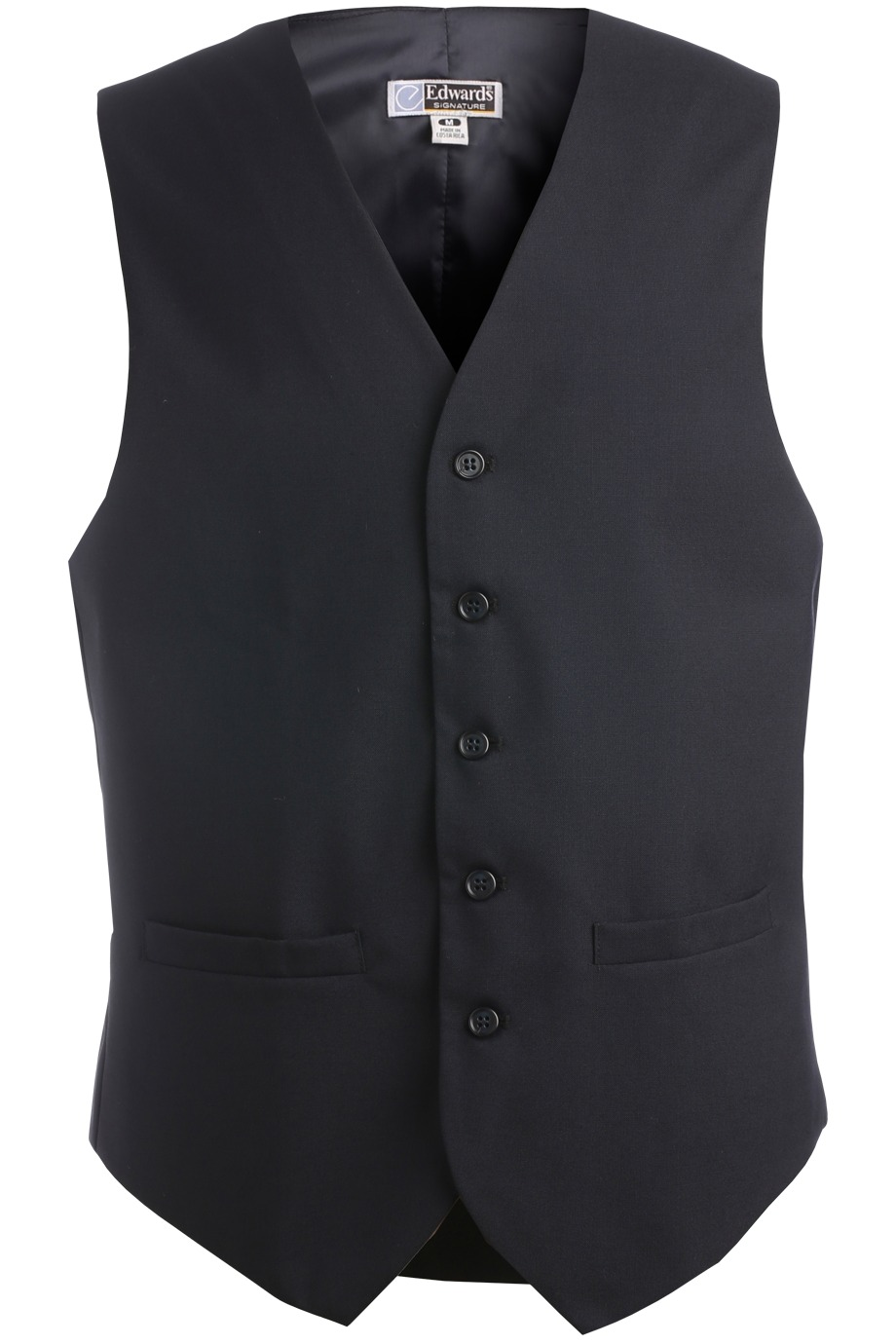 Edwards Garment 4680 - High Button Vest