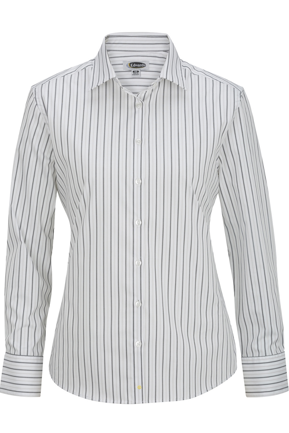 Edwards Garment 5983 - Ladies' Double Stripe Poplin
