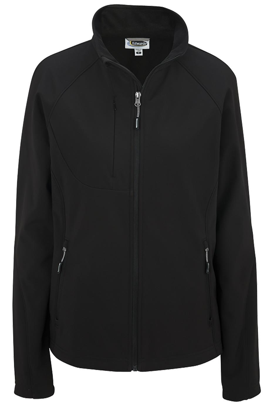 Edwards Garment 6420 - Ladies' Soft Shell Jacket