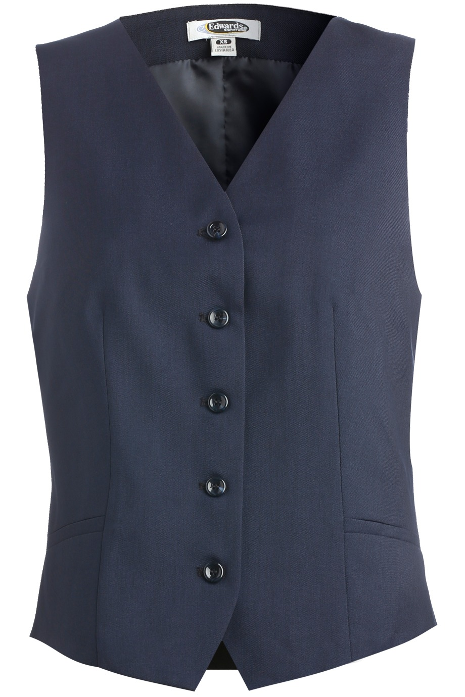 Edwards Garment 7526 - Synergy Washable Vest