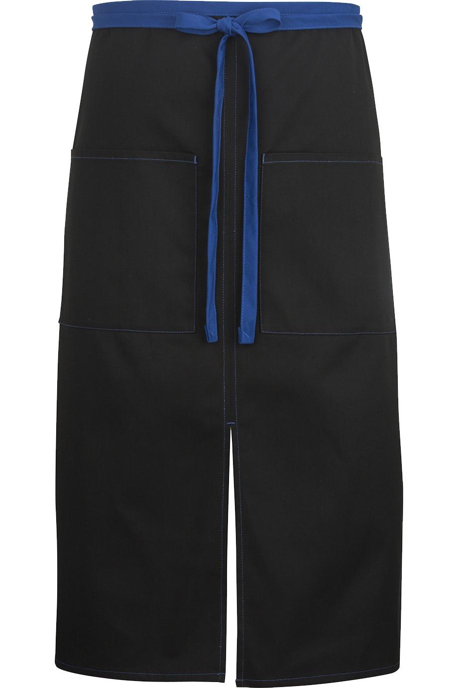 Edwards Garment 9026 - Split Bistro Apron-Color Block