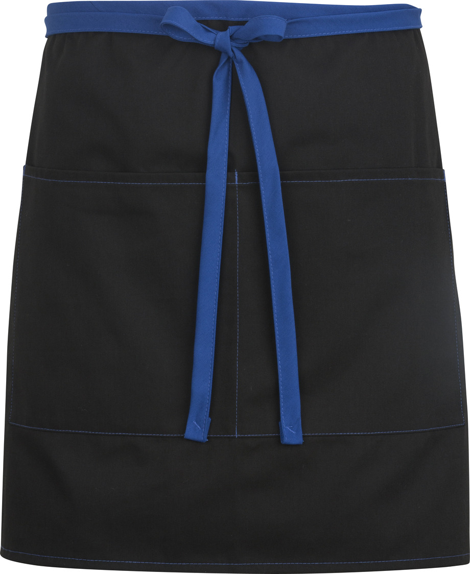 Edwards Garment 9027 - Half Bistro Apron-Color Block