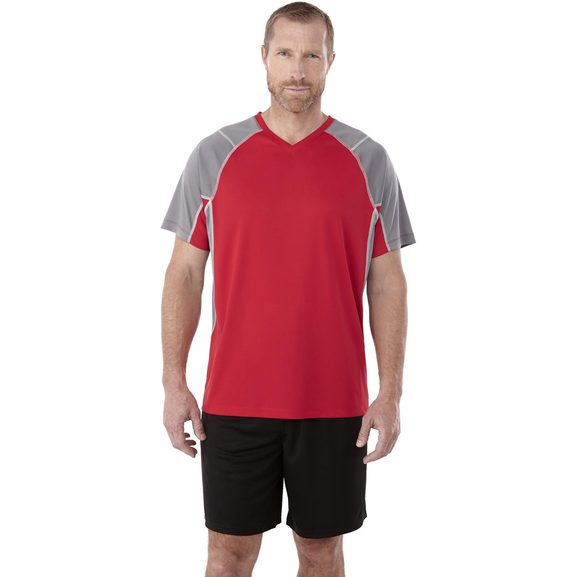 Elevate TM17813 - Men's TAKU Short Sleeve Tech Shirt
