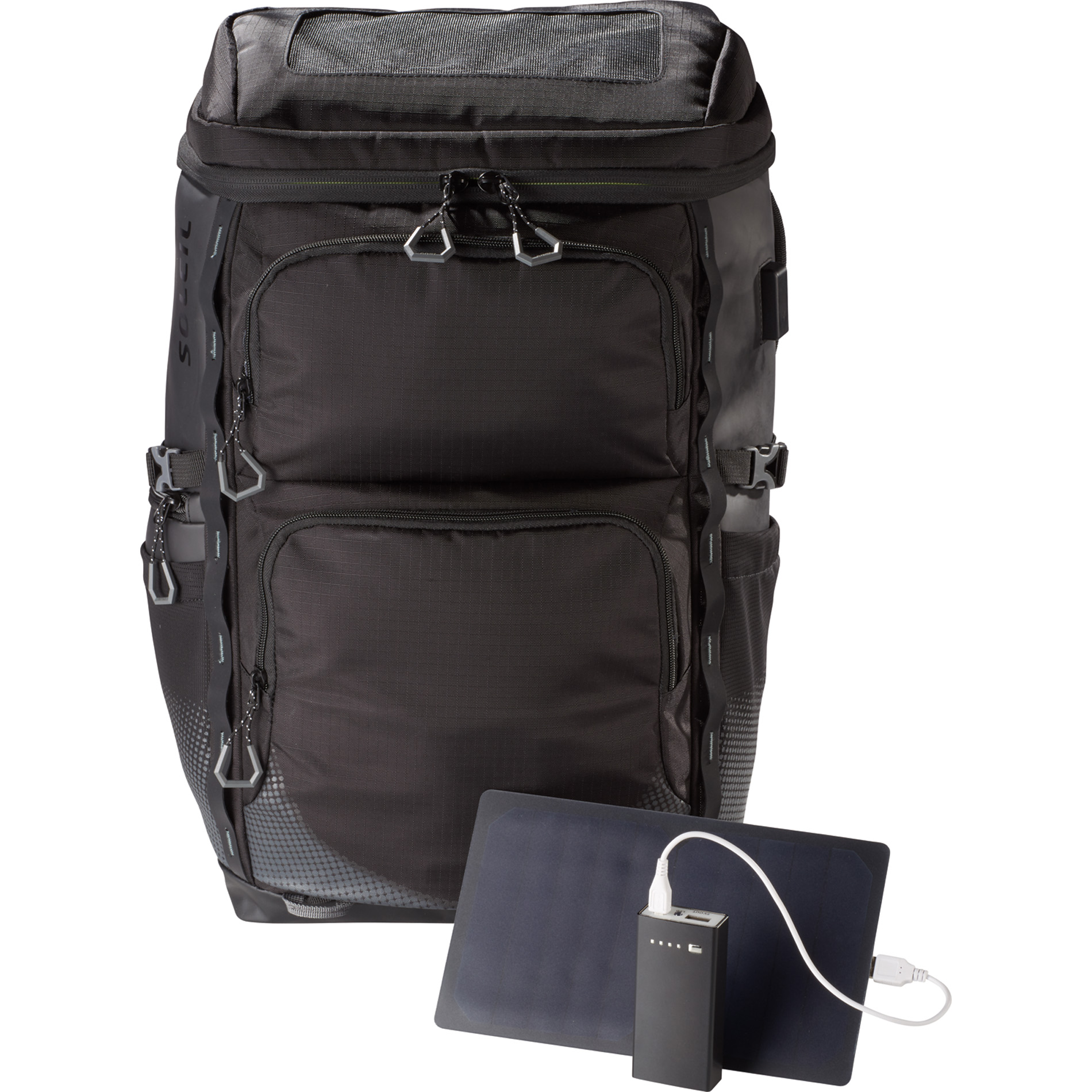 Elevate 1975-20 - Soleil Backpack w/ 4000 mAh Powerbank